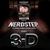 HYX & H0U5T0N - NERDSTEP : IT CAME FROM OUTER BASS - IN 3D - DRUMSTEP - DUBSTEP - DNB image