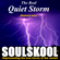 THE 'REAL' QUIET STORM (Reborn mix) Feat: Chris Walker, Rodney Mansfield, By All means... image
