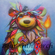 Bear with Torch image
