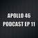 Ep 11 - Apollo46 Progressive House & Electro House Podcast image