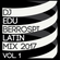 DJ EDU - LATIN MIX 2017 Vol. 1 image