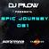 Dj Pilow - Epic Journey 091 image