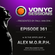 Paul van Dyk's VONYC Sessions 361 - Alex M.O.R.P.H. image