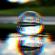 dj FORAGE - sep10-02019 livestream - refracted crystal sphere - techno experimental image