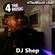 DJ Shep - 4 The Music Exclusive - Deep & Funky Breakdown image
