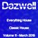 Everything House - Volume 11 - Classic House - March 2019 by Dazwell image