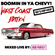 Boomin' Vol. 3 - Boomin In Ya Chevy! 90's West Coast Hip Hop Head Nodders - Mixed Live by Rob Pursey image