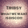 Tribsy - What We Want Is Disco!!! image