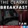 The Clarke Breakfast - 30th November 2020 image