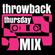DJ Flounder - Throwback Thursday - 10-8-15 (WRQX) image