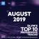 DI.FM Top 10 Progressive House Tracks August 2019 image