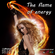 The flame of energy image
