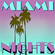 "Viking12 aka Dj Thor presents "" Miami Nights "" Chapter 5 mixed & selected by DJ Thor image"