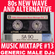 80s New Wave / Alternative Songs Mixtape Volume 13 image