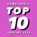 February Top 10 Mix (dubstep, dnb, footwork, bass music) image