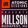 Millson Atomic Session II. Live Set @ 2019.01.25. image