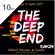 The Deep End Episode 36. December 10th, 2019 - Featuring DJ Kohman(Modolva) & DJ Kobe(Chicago). image