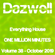 Everything House - Volume 38 - One Million! - October 2019 by Dazwell image