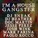 MARK FARINA - I'M A HOUSE GANGSTER @ MAMITA´S , THE BPM FESTIVAL 2015 - 11 ENE image