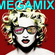MADONNA - TWO HOUR ROLLERSKATE PARTY MADONNA MEGAMIX MIX # 2508 image