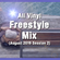 All Vinyl Freestyle Mix (August 2019 Session 2) - DJ Carlos C4 Ramos image