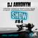 The Turntables Show #84 w. DJ Anhonym image