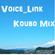 声優楽曲イベント #Voice_Link 公募mix image