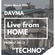 DAVMA @ Live From HOME - TECHNO - Quarantine (20-03-20) image