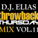 DJ Elias -Throwback Thursday Mix Vol.11 image
