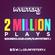 @DJMYSTERYJ - #2MillionPlaysMix image