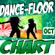 Dance Floor Chart Anthems (October 2013)  image