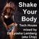 Shake Your Body - Tech House (2017) image