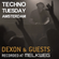 Techno Tuesday Amsterdam 144 (guest Gonçalo) 05.11.2019 image