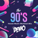 DJ DEMO - The 90's House Music Workout Mix image