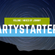 PARTYSTARTERS Volume 1 mixed by Johnny image