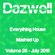 Everything House - Volume 26 - Mashed Up - July 2019 by Dazwell image