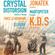 Crystal Distortion vs K.D.S - Krystal DiStortion (recorded live) image