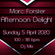 Afternoon Delight DJ Mix With Marc Forster image