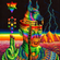 Trance Tales #040 - Pied Rider (Full On, Progressive Psytrance Mix - October 2018) image