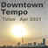 Downtown Tempo - April 2021 image