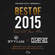 @DJARVEE x @DJSTYLUSUK - END OF YEAR MIX 2015 image