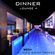 DINNER LOUNGE 4. Mixed by Dj NIKO SAINT TROPEZ image