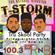 T-STORM'S TRU SKOOL PARTY ON WRNB FRIDAY 3-1-19 PT1 image