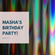 Masha's Birthday Party (2020-11-27) image