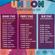Unison 5 - Edmundo's 3-4pm set at Donner Lake w Burning Hearth image