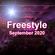Freestyle September 2020 - DJ Carlos C4 Ramos image