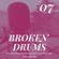 BROKEN DRUMS 07 - Guest: Enzo Elia image