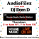 HBRS AudioFilez DomD 7-30-20 image