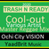 TRASH N READY Cool-out master reggae mix image
