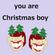 christmas R&B mix image